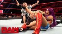 【RAW 12/17】娜塔莉亚赢下车轮大战 下周将挑战闺蜜隆达罗西的头衔