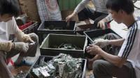 一吨旧手机可以提炼多少黄金? 实验结果出来后, 网友们表示 回收破手机!