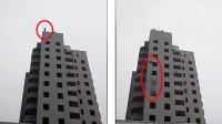 少年自制降落伞 从14层楼跳下身亡! 外媒: 现场无人阻止