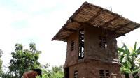 荒野生存 原始技能 生存哥 建造三层泥屋