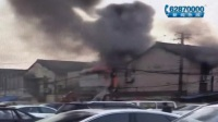 """浦东:""""城中村""""发生火灾  安全隐患比比皆是  新闻报道 20181218"""