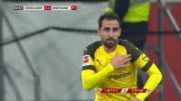 德甲-帕科破门齐默尔曼世界波 多特1-2杜塞尔多夫迎赛季首败