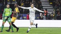 法联杯-19岁妖星世界波绝杀卡瓦尼破门 巴黎客场2-1奥尔良