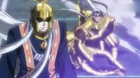 圣斗士星矢: 释放世间邪恶的女人 潘多拉登场