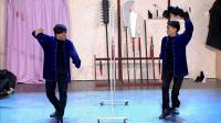 哑剧老男孩叶逢春最搞笑的作品, 经典演绎小偷与武术家的闹剧