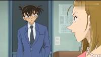 名侦探柯南: 当柯南听到小兰要嫁人, 一脸惊讶!