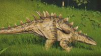 铁甲战车华阳龙! 【侏罗纪世界: 进化】Ep03