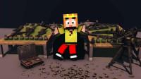 【小龙】我的世界MC警匪大战EP8 Minecraft服务器小游戏搞笑视频