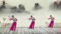 阳光美梅原创广场舞【醉千年】古典舞附背面演示-编舞: 美梅2018最新广场舞