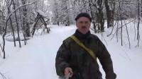 荒野生存 旅行 之荒野生存体验 冬季森林里露营