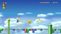新超级马里奥兄弟Wii  8期 第1大陆 1-6