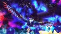 [宝妈趣玩]星之卡比★新星同盟40: 最终boss出现, 竟是巨型飞兽!