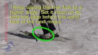 PMTS英文字幕滑雪指南: 训练在雪包环境中滑出短弯的能力