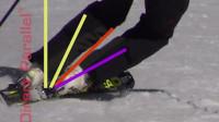 PMTS英文字幕滑雪指南: 用不同的翻脚掌幅度激发不同的立刃角度, 实现灵活控速的短弯