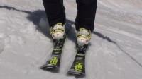 PMTS英文字幕滑雪指南: 用幻影移动版的花环练习, 提升出入弯均保持双板平行的能力