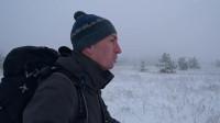 露营旅行荒野生存土也之冰天雪地荒野行走