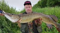 钓鱼之大丰收7公斤的梭子鱼