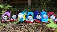 布鲁德卡车载小火车托马斯和他的朋友们户外运动跑