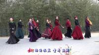紫竹院广场舞——草原的月亮, 一支老舞