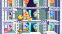 猴子_爱儿双人实况解说《星之卡比wii重返梦幻岛》EX BOSS RUSH通关: 粉黄也是好CP