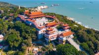 湄屿潮音——福建湄洲岛风光航拍纪录
