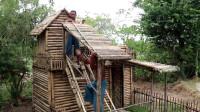 荒野生存之建造竹屋