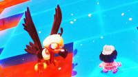 超级马里奥奥德赛★107: 老鹰的计划, 不会得逞的! [宝妈趣玩]
