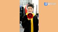 《声入人心》节目选手搞笑用小喇叭在校园找学生