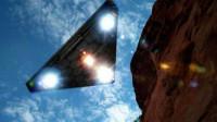 十几万民众目击? 比利时三角UFO事件