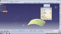CATIA视频教程.创成式外形设计——其他空间点的创建.90