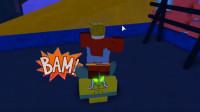 """【波波仔解说】roblox虚拟世界""""英雄传说"""": 波波侠参见! 大战蜜蜂怪保卫城市!"""