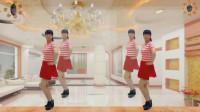 阳光美梅原创广场舞《你是我永远的痛》3-动感32步附背面演示-2018最新广场舞