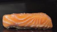 美食之148美元东京午餐-美味的铁板烧和鱼牛排, 三文鱼, 蛤蜊, 山崎