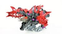 变形金刚TAKARA TOMY多美Zoids Wild系列ZW12死亡暴龙变形玩具