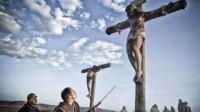 十字架刑只为羞辱身份低微之人