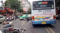 龙岩持刀劫持公交事件已致8死22伤