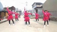 拉萨夜雨--南鄙东村广场舞队