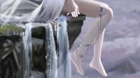 电影级游戏CG, 一秒燃爆, 美女合集, 高跟鞋配上过膝丝袜, 不美也动人呀!