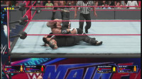 小三奥顿 VS 黑羊怀亚特! WWE2K19