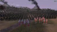 史诗战争模拟器: 10个赛罗奥特曼和奥特曼VS1一万个怪哥斯拉