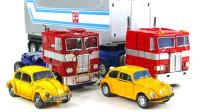变形金刚大黄蜂电影玩具VS G1动漫擎天柱大黄蜂机器人变形玩具