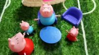 育儿玩具: 小猪佩奇全集玩具故事, 小猪佩奇想要一个弟弟! 小猪佩奇第六季小伶玩具视频!