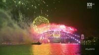 悉尼海港跨年焰火汇演-2019