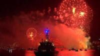 悉尼海港新年跨年烟火汇演 - 精彩片段