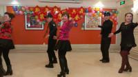 新年华水兵舞年会第二套精彩表演