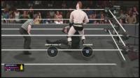99年送葬者有多猛? 单挑西莫斯来检验 WWE2K19