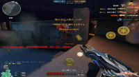 穿越火线: AK12-天启生化刀僵尸, 猎手3000血放倒终结者, 运气一打九, 完美灭队!