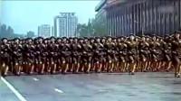 朝鲜女兵阅兵出场, 这画面太搞笑了