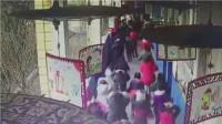 四川珙县地震 学生奔跑逃离教室监控曝光