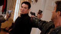 【致命武器4】李连杰第一次演超级大反派, 你见过吗?